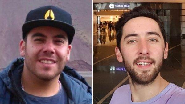 Dos chilenos asesinan a un hombre en Malasia, evitan la pena capital y pronto saldrán en libertad