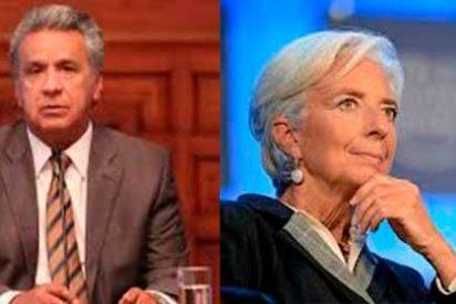 Ecuador al borde de pedir un rescate al Fondo Monetario para afrontar la crisis