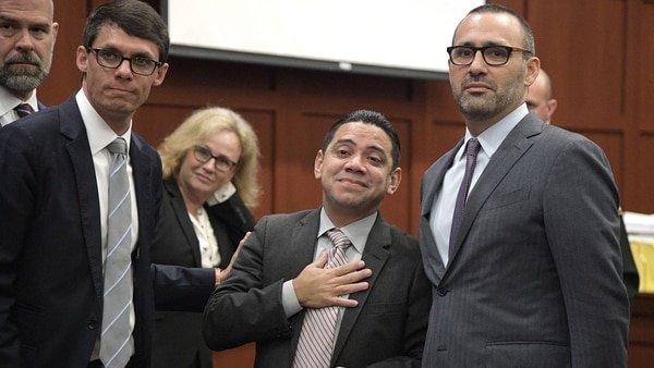Sale inesperadamente de prisión tras 14 años en la cárcel y una condena a muerte