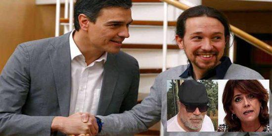 "Santiago López Castillo: ""Popurrí político"""