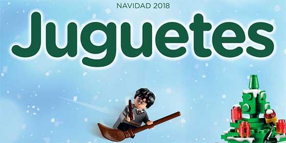El Corte Inglés lanza su Catálogo de Juguetes y una app que permite comprar con sólo hacer una foto