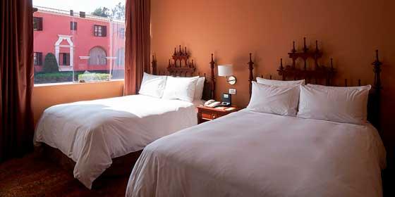 Hoteles Cinco Estrellas en Arequipa: Costa del Sol Wyndham