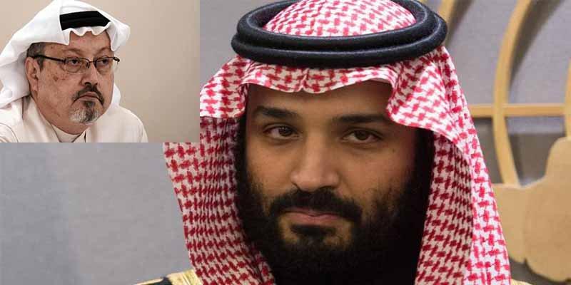 """La CIA: """"El príncipe heredero saudí ordenó matar al periodista Khashoggi"""""""