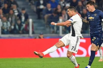 Cristiano Ronaldo marca este espectacular gol a su ex equipo el Manchester United