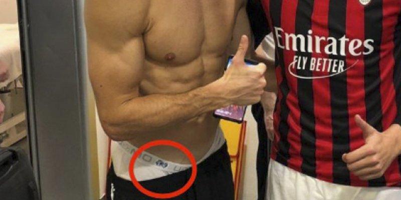 La última foto de Cristiano Ronaldo esconde otro detalle peor que el descuido de Chiellini