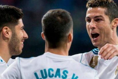 Estos son los 5 jugadores del Real Madrid con los que Cristiano Ronaldo sigue hablando