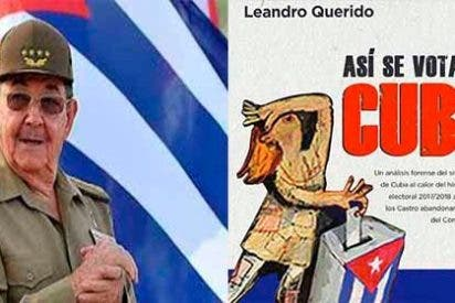 """Transparencia Electoral: """"Así se vota en Cuba... la pequeña Corea del Norte"""""""