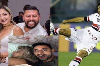 Sexo, mentiras y mensajes de Whatsapp en el misterio que rodea la castración y muerte del futbolista de San Pablo