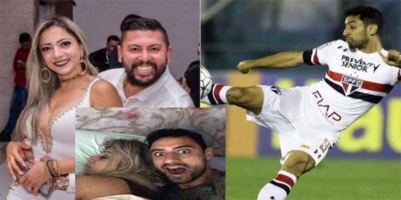 """El cornudo acusado de castrar y asesinar al futbolista Daniel Correa: """"Cuando abrí la puerta, él estaba encima de mi esposa"""""""