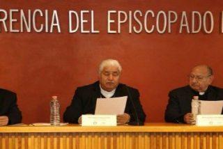 """Los obispos mexicanos piden al nuevo Gobierno atajar la """"inseguridad, desempleo y pobreza"""""""