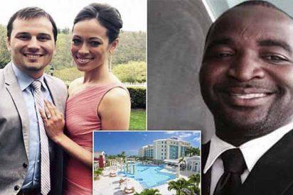 Planearon una romántica luna de miel en las Bahamas pero un mayordomo pervertido la transformó en pesadilla