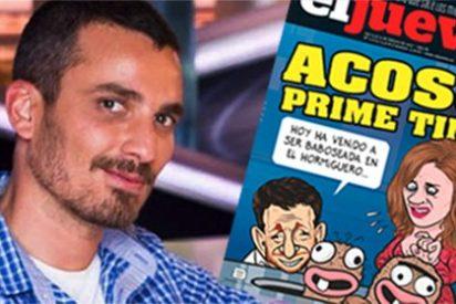 La hormiga 'Barrancas' de Antena3 hace una jugada maestra en Twitter y desenmascara el odio de los de 'El Jueves'