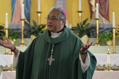 Monseñor Daniel García, nuevo obispo de Monterey, California