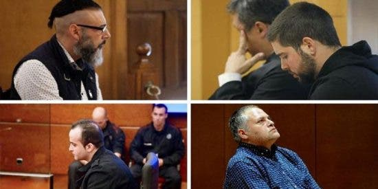Estos son los cuatro criminales condenados a prisión permanente revisable en España