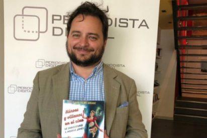 """David Felipe Arranz: """"Desde el código Hays no se permite que un villano se salga con la suya pero Netflix está cambiando eso"""""""