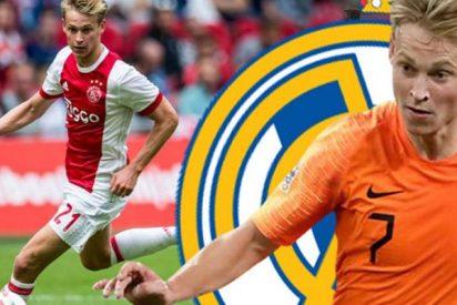 El Real Madrid va a por todas y sube la apuesta por De Jong