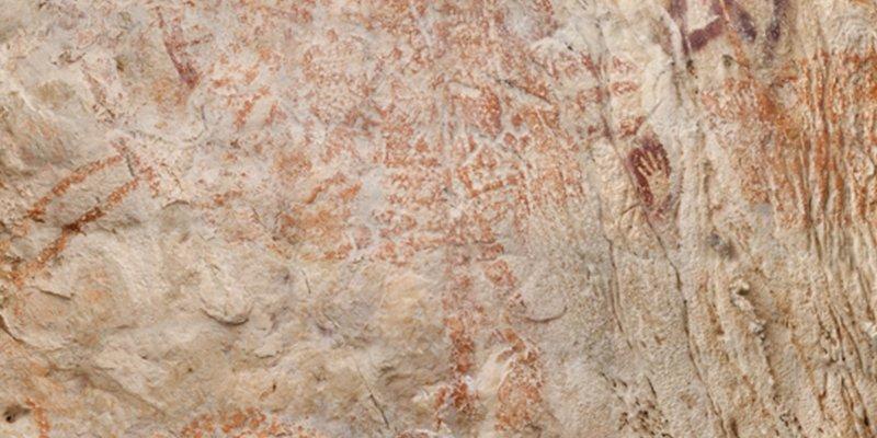 ¿Sabías que un animal ensartado por una lanza es el primer dibujo figurativo de la humanidad?