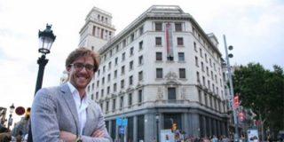Dimas de Andrés: el joven que se coló en el coto del Prime Retail en España