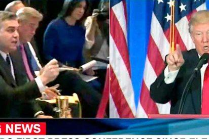 La CNN demanda a Donald Trump por la expulsión de su corresponsal en la Casa Blanca