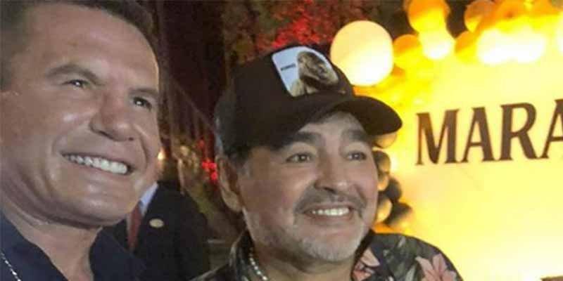 La cruda confesión de Maradona y Julio César Chávez sobre su relación con las drogas