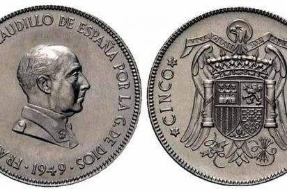 Si guardas en algún cajón una de estas monedas de peseta puedes venderla por 20.000 euros