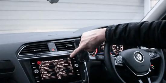 La asistente virtual `Siri´controla funciones de los nuevos Volkswagen