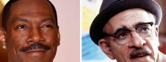 La monstruosa metamorfosis de 40 actores antes y después del maquillaje