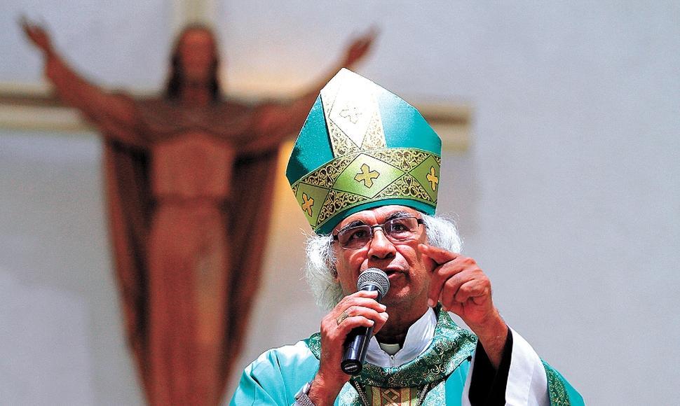 El cardenal Brenes denuncia la profanación de tumbas por parte de los sandinistas