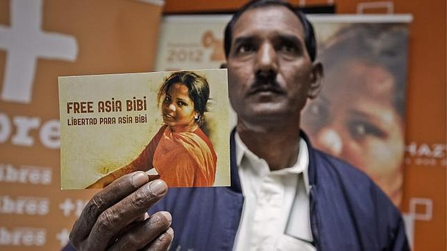 Asia Bibi, liberada tras ocho años en el corredor de la muerte