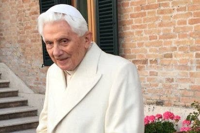 """Benedicto XVI reaparece para hablar a los teólogos: """"Solo la humildad puede encontrar la Verdad"""""""