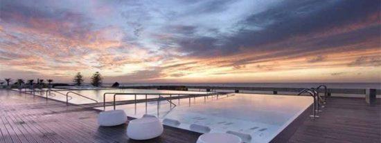 El Parador de Cádiz, elegido 'Mejor hotel de diseño' y 'Mejor hotel para eventos y banquetes' de Europa