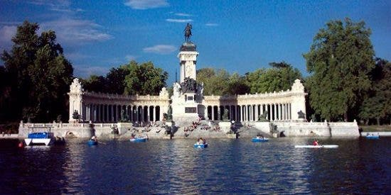 Los mejores parques de Madrid