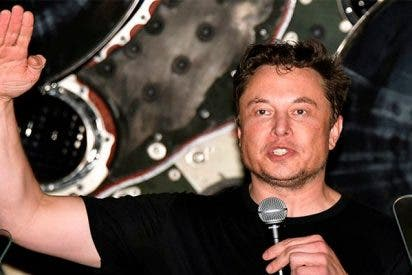 Elon Musk se da un paseo por su túnel futurista bajo Los Ángeles