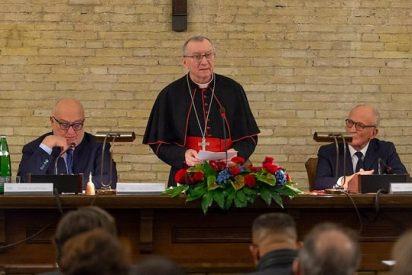 """Cardenal Parolin: """"Los políticos necesitan nuevos líderes de paz"""""""