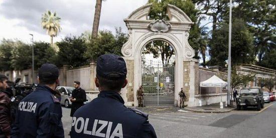"""Carbono 14 para los restos de huesos encontrados en el sótano de """"Villa Giorgina"""""""