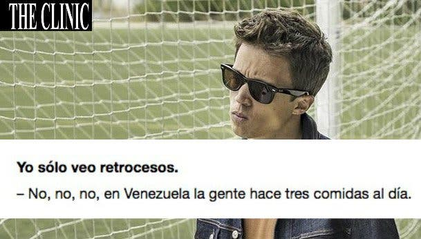 Luis Ventoso: Una devastadora columna sobre la Venezuela chavista y sus socios españoles