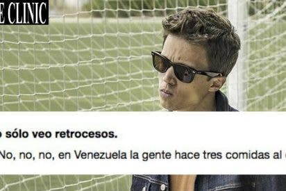 """El caradura de Íñigo Errejón nos toma por idiotas: """"En Venezuela la gente hace tres comidas al día"""""""