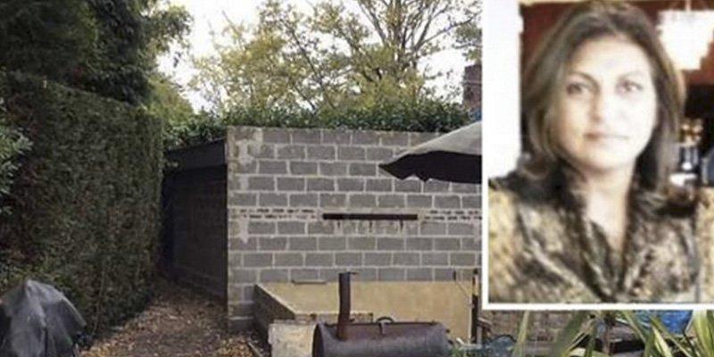 Pareja británica esclavizó a un albañil polaco durante 4 años en el jardín de su lujosa casa
