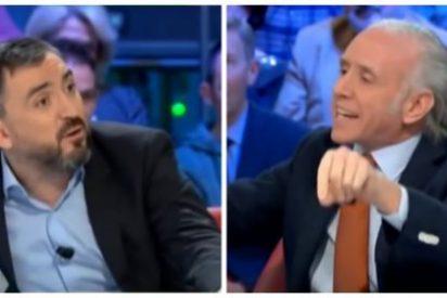 Inda revienta a un Escolar que acusa de crispador al PP recordándole las turbiedades machistas de Podemos