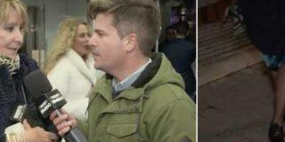 laSexta ataca por la espalda para vengar los mandobles de Esperanza Aguirre a su reportero aireando sus problemas con los tacones