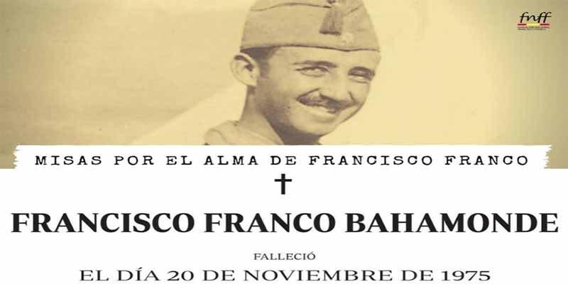 """""""Tus enemigos no te olvidan"""": la esquela de Franco publicada en Twitter por Luis Alfonso de Borbón"""