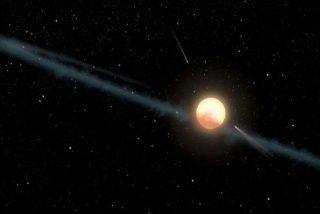 Encuentran polvo de estrellas de hace 7.000 millones de años