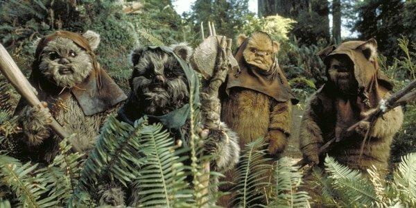 """Encuentran unas criaturas """"ewoks"""" en una tenebrosa cueva de Tailandia"""