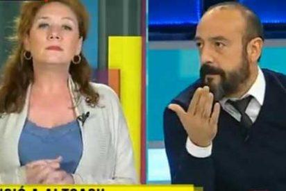 Jordi Cañas hunde en directo a Cristina Fallarás por empeñarse en llamar fachas a todos los que apoyaron a la Guardia Civil en Alsasua
