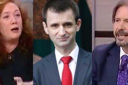 """Tertulianos de Telemadrid piden la mordaza para medios de """"extrema derecha"""" para justificar la violencia de la izquierda"""