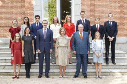 """El brutal reencuentro entre la Infanta Cristina y doña Letizia: """"eres una impresentable"""""""