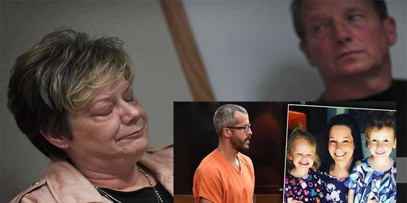 ¿Perdonaría la vida al hombre que asesinó a su hija embarazada y a sus nietas? Estos lo han hecho