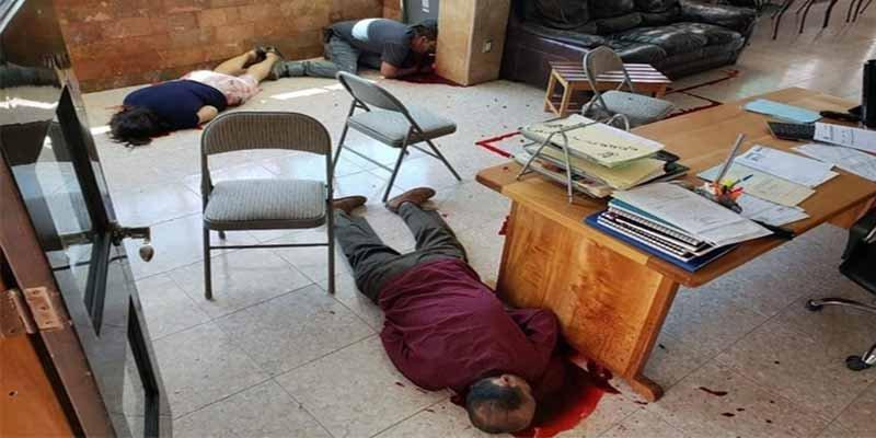 México: Fueron a reclamar el cuerpo de un familiar y asesinaron a los 4 en la morgue