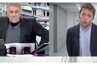 Vomitivo: Ferreras 'suda' de ajusticiar a Errejón por sus bobadas en defensa de Maduro