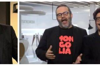 """Un cobardón García Ferreras se escuda en sus 'mongoles' de laSexta para insultar a Vox: """"¡Idiotas!"""""""